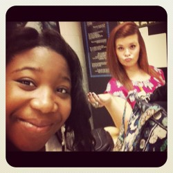 Lol I love this girl(:  (Taken with Instagram)