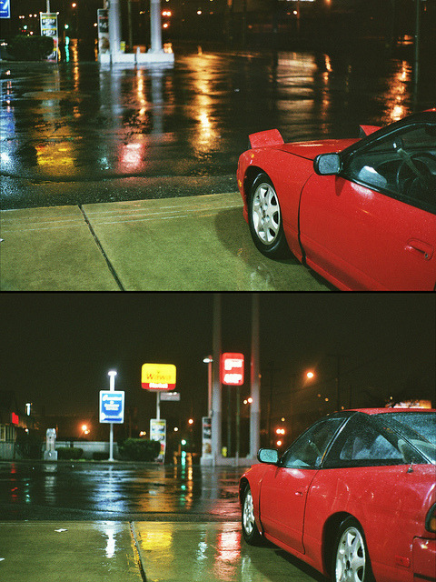 aphoticanomaly:  A night out. on Flickr.