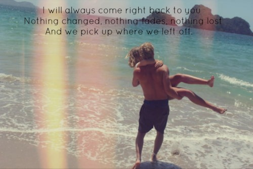 Where We Left Off- Hunter Hayes