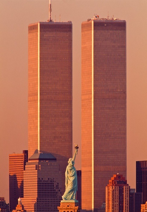 bad-religi0nn:   Tomorrow will mark 11 years since the Twin Towers were taken down by terrorist attacks. What a horrific day and what a horrific 11 years it has been since that day. R.I.P to all the workers, firefighters, police officers, or innocent people that went in to save lives, and even the dogs that helped search. A day in history I remember, and a day in history everyone will remember. Never forgotten. 9/11/2001       (via TumbleOn)
