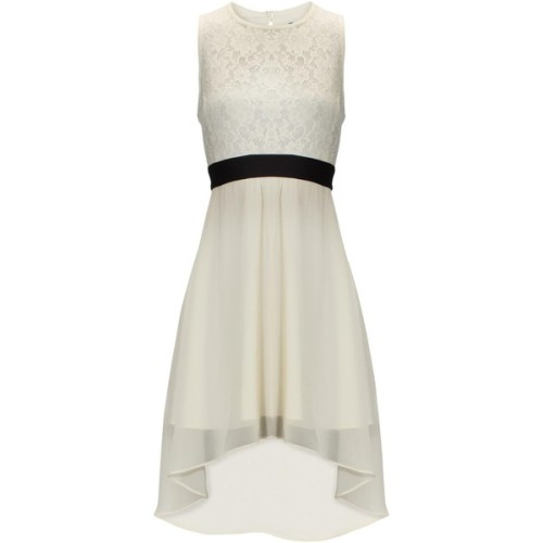 Jane Norman dress   ❤ liked on Polyvore (see more creme dresses)