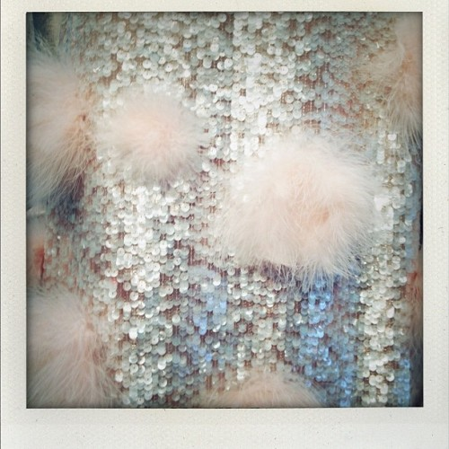 Chanel couture appointment at noon (Taken with Instagram)