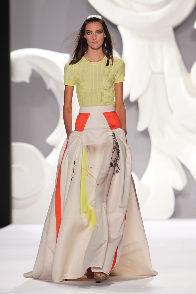 Carolina Herrera Spring 2013 Ready-to-Wear