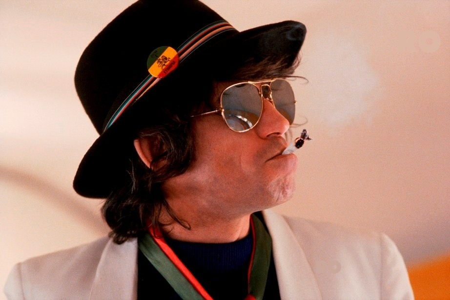 KEITH RICHARDS (Via tekena)