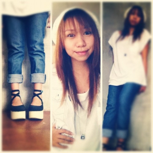 #picstitch #me2day #premadonna #outsomewhere #later ;))  (Taken with Instagram)