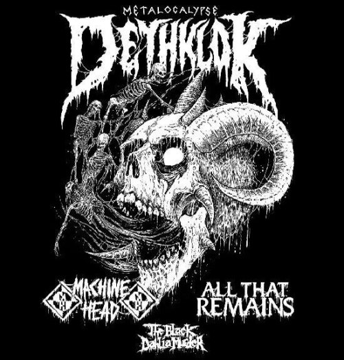 (via THE BLACK DAHLIA MURDER: Confirmed to Tour the US with Dethklok This Fall - HHM Zine)
