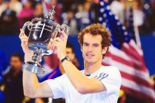 Andy Murray the first British man since Fred Perry in 76yrs to win a grand slam. Congrats on your first one Andy. You did a nation proud tonight.
