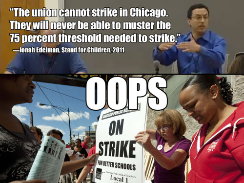 socialismartnature:  Chicago teachers strike! Here are the facts, and why this is bigger than Chicago