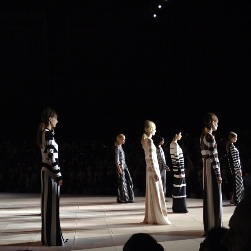 nurzahraindonesia:  Love them all! officialstyledotcom:  Marc Jacobs, at attention. MS (Taken with Instagram)   love the line. only wish it didnt cost so much