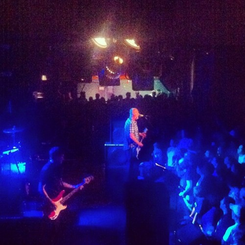Bob Mould @bobmouldmusic @mergerecords  (Taken with Instagram at Paradise Rock Club)
