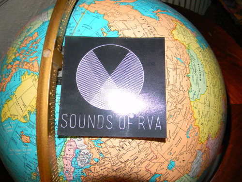 We have Sounds of RVA stickers!!! Thanks to RVA Stickers, we have the greatest, coolest stickers around!  RVA Stickers is affordable, locally-owned, and really rad! You can even get them to print up stickers with QR codes, so people can scan your code with their smart phones!  It will take them to your website, or wherever you want.  These guys are the pros and you won't find a better deal!  Bands that use RVA Stickers include Druglord, Antietam 1862, The Blackout Shift, and MORE! We will have these stickers available for FREE at random, select shows and if you see us around, we might have one or two on us. Thanks again to Josh Osborne at The Subterranea Collective for the logo!