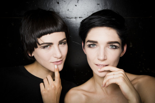 Marc Jacobs spring 2013 beauty, NARS Photo: Mark Leibowitz