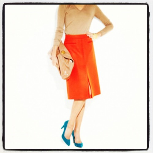 Going into my files from @theoutnet  (Taken with Instagram)
