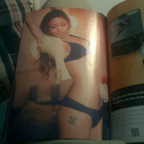 Reason #2 to read tuner mags: hot asian girls #hot #bomb #asian #jdm #importtuner #janeyb  (Taken with Instagram)