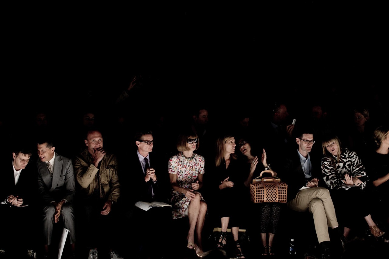 NYFW - The Last Supper