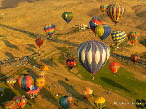 MatadorU The Great Reno Balloon Race by MatadorU Alum @joanna_haugen -http://bit.ly/TD9pfb