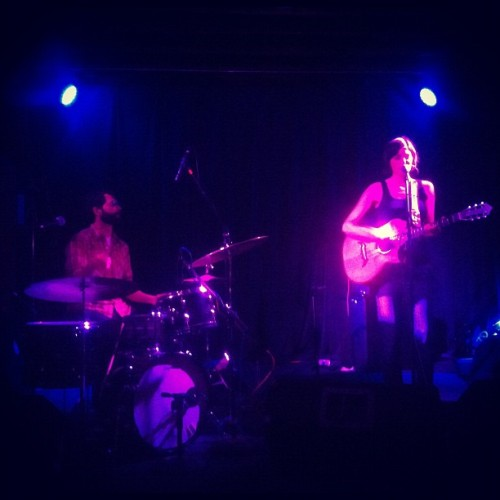 Shannon Stephens at Caledonia Lounge @shaniquity @asthmatickitty (Taken with Instagram)