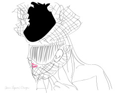 Tommy Ton shot of Anna Dello Russo - Illustration