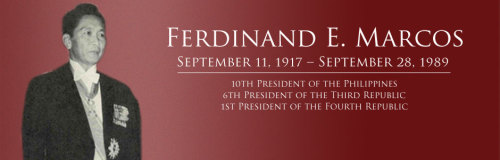 Today in history: On September 11, 1917, Ferdinand E. Marcos, 10th president of the Philippines, was born.View the Presidential Museum and Library's profile on Former President Marcos here.