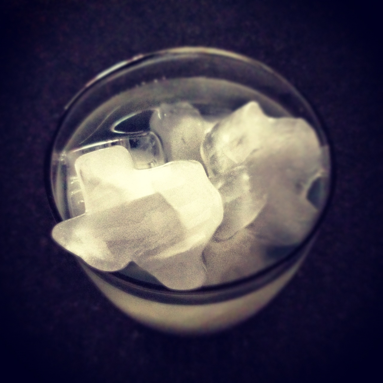 missmonirose:  Texas shaped ice cubes y'all. yep.