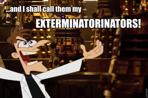 anotherfinnegan:  Because Phineas, Ferb and the Doctor would be friends.