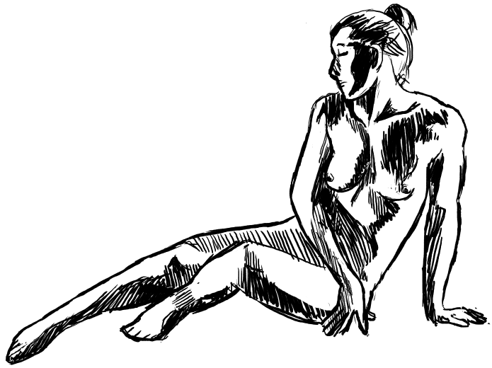 Reference: http://www.pixelovely.com/gesture/figuredrawing.php