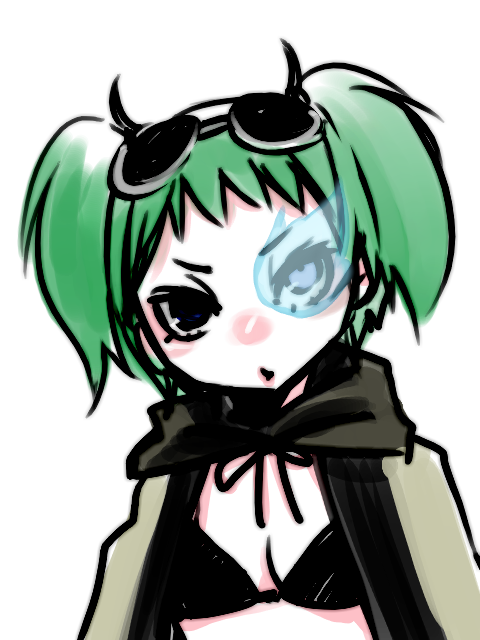 black rock gumi