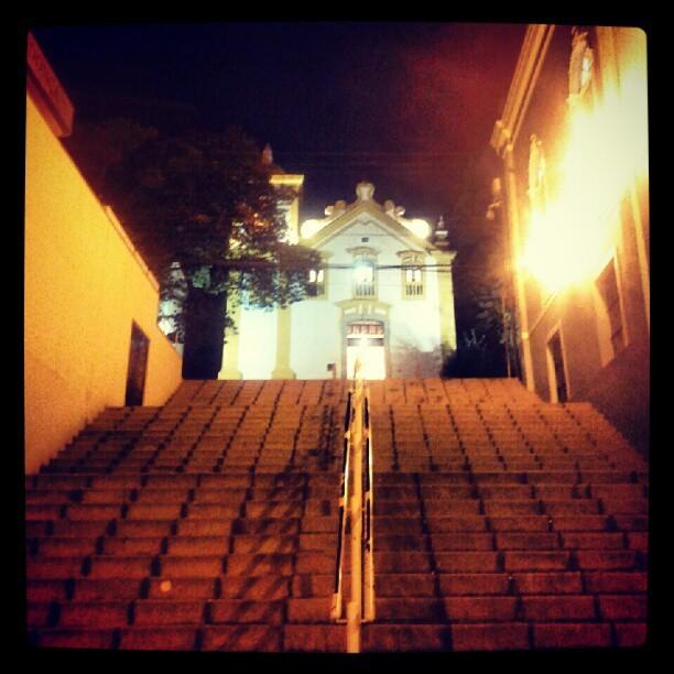 Escadaria do Rosario #floripa #igreja #patrimônio #cultura #turismo (Publicado