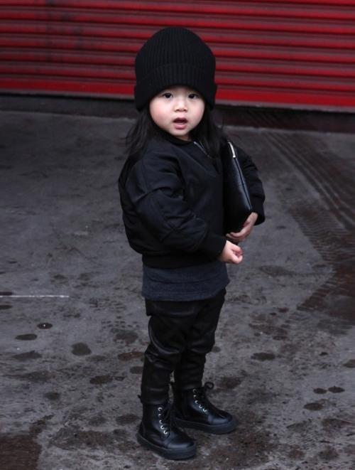 the-unfeminine-female:  what-do-i-wear:  Aila Wang