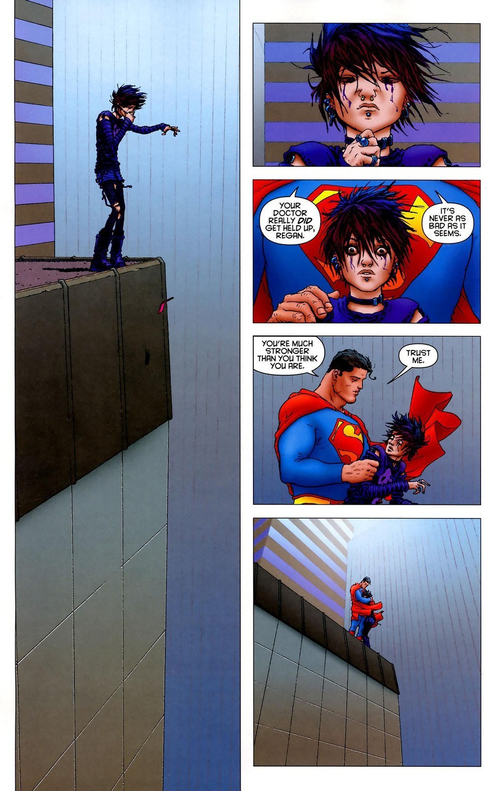 All Star Superman - Frank Quitely