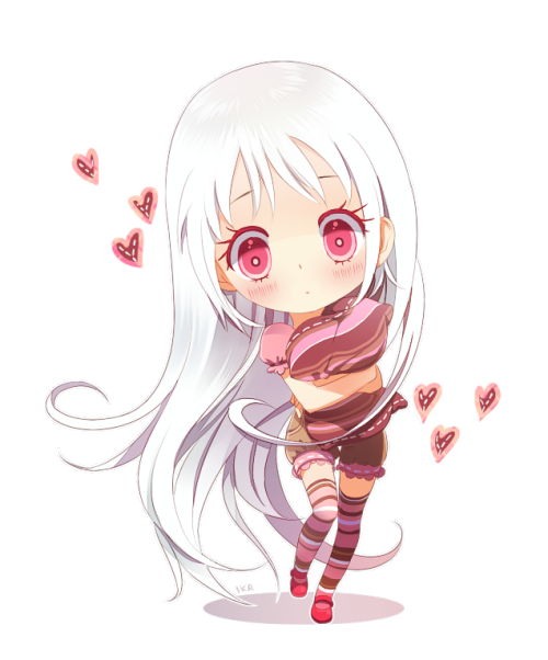 Comm: Luna by =ikr Chibi commission for Magentia on DA ^^'