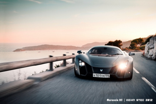 automotivated:  Marussia B2 (by Kyter MC)