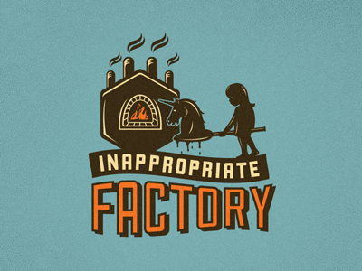 visualgraphic:  Inappropriate Factory