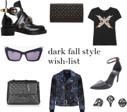 dark fall must-haves, mmm by evachen212 featuring a velvet jacket