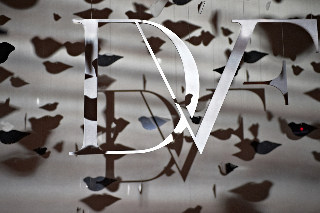 Diane von Furstenberg SS2013 Lincoln Center, September 9th 2012 Produced and designed by Bureau Betak Picture by Ian Tong