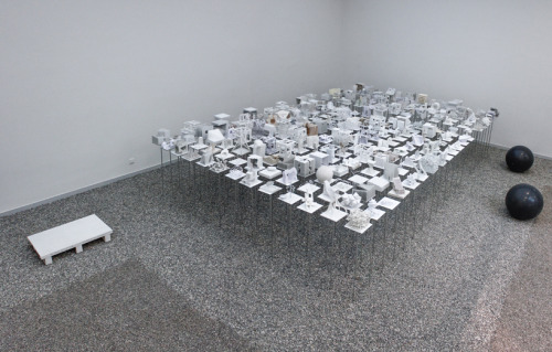 (via hungarian pavilion at venice biennale 2012 by balázs markó)