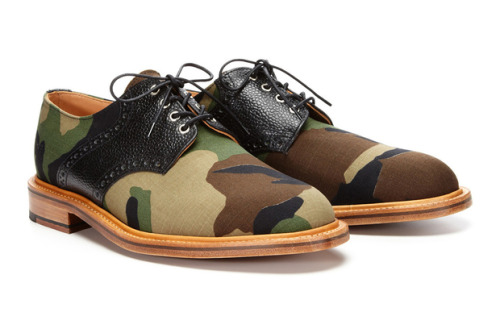 Mcnasty Woodland Camo Desert Derbies for Park & Bond
