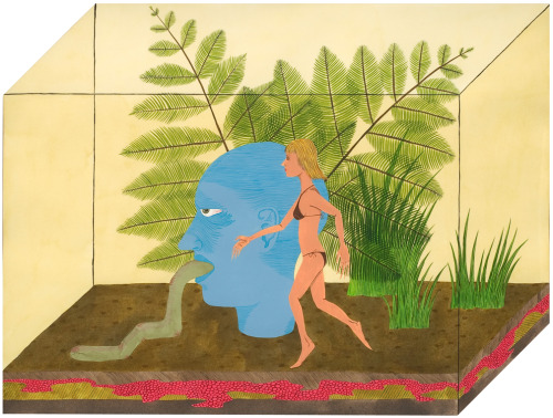 Ed Templeton, Harsh Terrarium, 2008