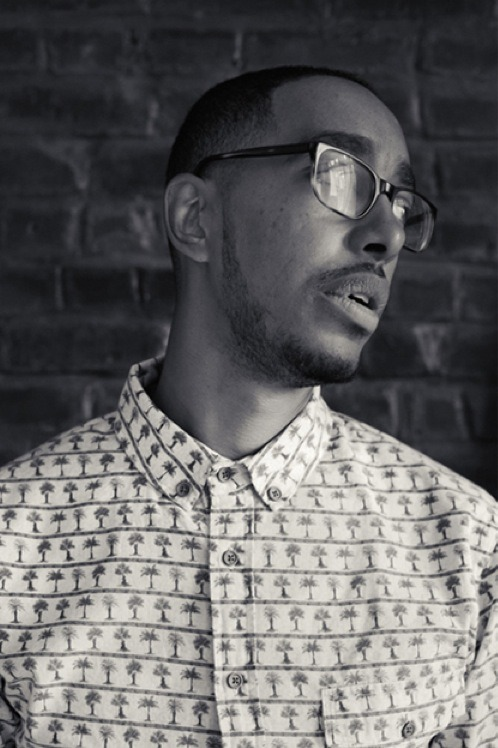 I Love Ugly x Oddisee. Photo by Jerry Buttles. - I Love Ugly