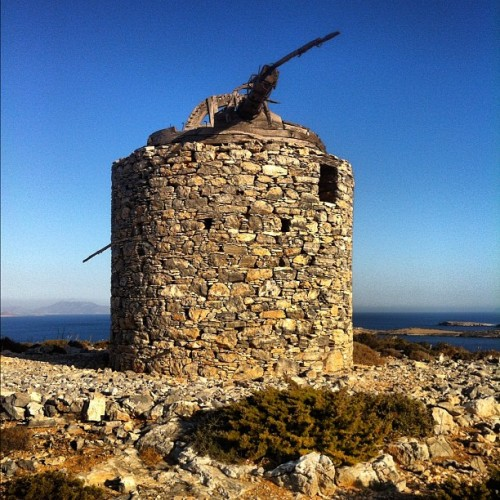 Taken with Instagram at Schoinoussa island, Greece