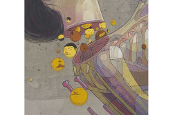 Details from Os Gemeos and Aryz in Poland for Urban Forms Foundation • Highsnobiety