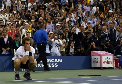 Congrats Andy Murray !              winner of US Open 2012 against Novak Djokovic, great final!