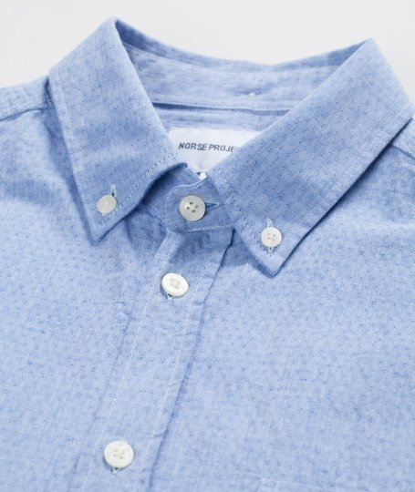 Norse Projects - Anton Jacquard Shirt