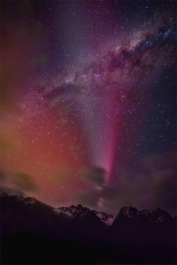 expose-the-light:  The Comet in Queenstown by  Trey Ratcliff