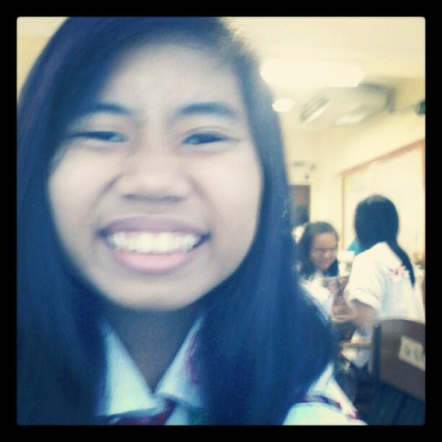 At classroom :)) (Taken with Instagram)