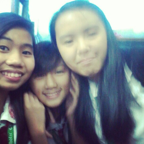 Fail :/ Blured kasi eh :))))) (Taken with Instagram)