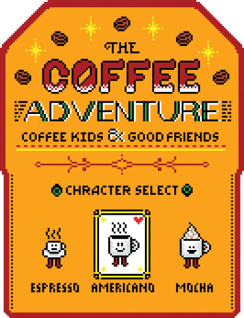Coffee Adventure 400%