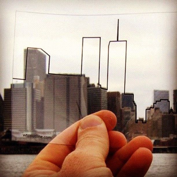 arianaranee:  Never forget September 11, 2001. I pray that the victims and the culprits rest in peace. #WTC (Taken with Instagram)