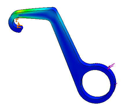 Design with SimulationXpress (VIDEO)       Continuing our series of Solidworks 3D modeling tutorials for 3D Printing by SolidWize, this week they explain Validating your Design with SimulationXpress: You just received your bright new 3D printed part and the unthinkable happens; it breaks. With the right model prep, this can be avoided. Last week I did a post on creating a one handed bottle opener modeled after the Kebo from Rush Design. The last thing you would want to happen is to have your brand new bottle opener break the first time you use it. That's why in this week's tutorial by SolidWize, I'll be talking about validating your design using SolidWorks SimulationXpress. The most suitable Shapeways material for this use case would be Stainless Steel.