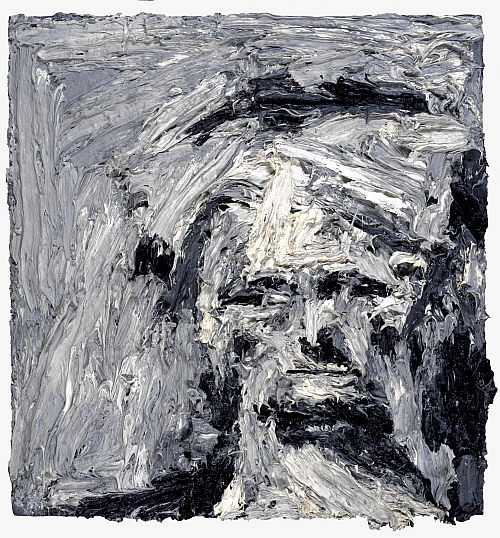 Frank Auerbach Head of E.O.W IV.